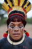 I Jogos Mundiais dos Povos Indígenas - Palmas 2015 (Secretaria Especial de Saúde Indígena (Sesai)) Tags: palmas tocantins 2015 outubro indígena jogos brasil indígenas mundiais povos jogosmundiaisdospovosindígenas kuikuro xingu cocar retrato pinturacorporal