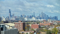 Three years ago today, Outflow from Hurricane Sandy as seen in Chicago. (Friendly Joe) Tags: chicago clouds timelapse clouddeck hurricanesandy