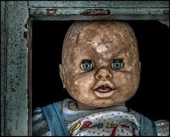 Abandoned doll (ducatidave60) Tags: abandoned fuji decay fujifilm dereliction fujinonxf23mmf14 fujixt1