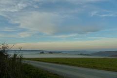 bei Cleeberg (Manni&Barbara Aulbach) Tags: autumn mist fall germany nebel herbst hesse cleeberg