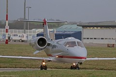 LearJet 60XR M-URAL at Isle of Man EGNS 04/12/145 (IOM Aviation Photography) Tags: man mural isle learjet egns 60xr 0412145