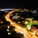 Kiel University at night thumbnail