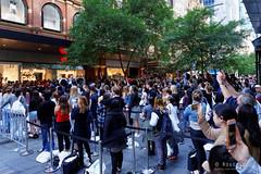 20151031-002-Crowd outside HM opening (Roger T Wong) Tags: people mall crowd sydney australia nsw newsouthwales opening hm 2015 pittstreet sony2470 rogertwong sel2470z sonyfe2470mmf4zaosscarlzeissvariotessart sonya7ii sonyilce7m2 sonyalpha7ii