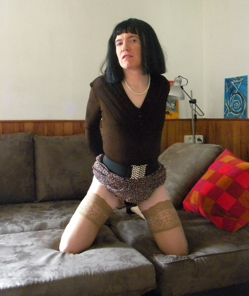 Crossdresser seduction