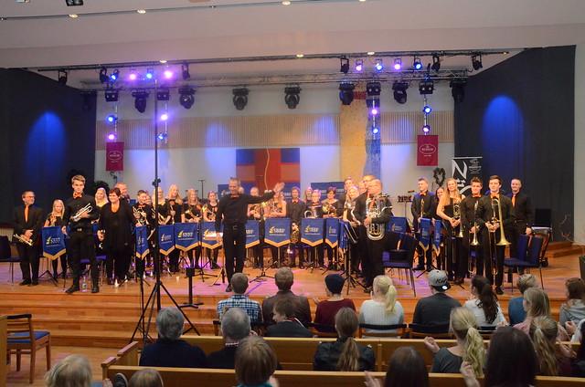 Bors Brassband - 1:a i div 2