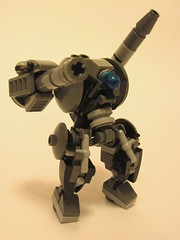 IMG_4430 (「Ray the Fox」) Tags: lego system mech moc miniscale