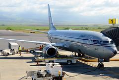 N569AS Boeing 737-980 Retro (John W Olafson) Tags: seattle hawaii maui airliner starliner alaskaairlines boeing737 retrojet n569as