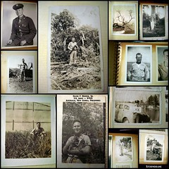 My Granddaddy, U.S. Army ~ WWII (Stormdrane) Tags: world 2 camp dog beach home japan proud america swim training soldier monkey islands march bush war uniform theater remember grandmother flag military father duty philippines wwii rifle alabama grandfather honor australia son battle pride ii jungle southpacific service ammo granddaddy patrol weapons waterbuffalo chemical usarmy newguinea unit grandmamma davidfhoppersr
