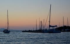Sivota (marija.njegomir) Tags: sea water boat sivota syvota