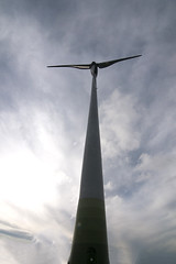 Windmill (flashpoint-70) Tags: sky wind farm blade turbine sustainable renewableenergy greenpower cleanenergy
