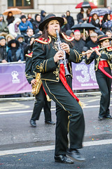 EGP16816 (Enrique Guadiz Photography) Tags: usa london cheerleaders post newyear parade bands marching eveningstandard darcy huffington oake 2016 londonist timeoutlondon lnydp
