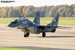Mikoyan Gurevich Mig 29 Fulcrum (Nigel Blake, 13 MILLION...Yay! Many thanks!) Tags: force air poland polish 29 mig gurevich mikoyan 2015  fulcrum miskmazowiecki 29 nigelblake nigelblakephotography   29