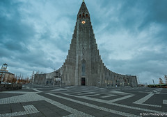 HALLGRMSKIRKJA CHURCH (sssnanal) Tags: traveller travel oldest church hallgrmskirkja reykjavk clouds sky iceland nikon nikonmea nikontop nikonworld lonelyplanet