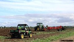 IMG_2308 (lesleydoubleday) Tags: johndeere johndeere50thcelebration tractor langar farming farmmachinery