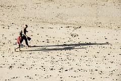Garbi eta Peio (Amataki) Tags: amataki playa hondartza garbie peio cantabria