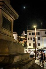 Nit a Vila (ibzsierra) Tags: nit vila ibiza eivissa baleares canon 7d 24105isusm noche ciudad city nigth