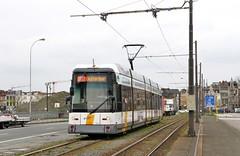 7272 9 (brossel 8260) Tags: belgique anvers antwerpen tram delijn