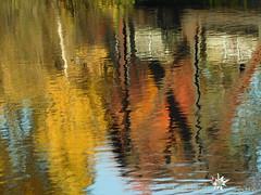 Pulperie - rivire Chicoutimi  - Barrage chicoutimi (La FoeZ') Tags: nikon coolpixl840 chicoutimi rivirechicoutimi barrage barragechicoutimi lapulperie pulperie automne autumn couleursdautomne october octobre 2016 lafoz