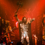 07.10.2016 - Lordi (FIN); Silver Dust (FRA); Shiraz Lane (FIN)