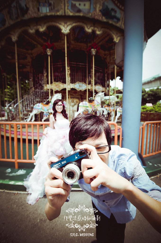 自助婚紗,婚紗攝影,韓風婚紗,自主婚紗,視覺流感,台北兒童樂園,海外婚紗,推薦婚紗攝影,中和婚紗,台北婚紗,sjlg-wedding