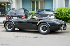 Shelby Cobra 427 (aguswiss1) Tags: shelbycobra427 sportscar musclecar usmusclecar ac accobra shelby 427 supercar dreamcar fastcar rare fast blackcar cruiser racer racecar