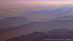 Watercolor (_Nick Photography_) Tags: watercolor earlymorning fog mountainssilhouettes valley fromtheabove nickphotography sunrise beauty paint natural