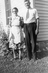 Evalena Houser and Milo Dinkledine