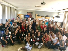 "My Salsaton workshop today at the #MzansiCapeTownSalsaFestival #MCTSF2016  Love those African ladies 😊 #itravelanddance SA. Nov 2016 • <a style=""font-size:0.8em;"" href=""http://www.flickr.com/photos/147943715@N05/30307199343/"" target=""_blank"">View on Flickr</a>"