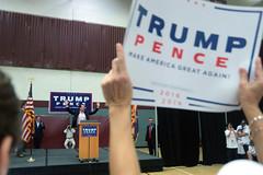 Donald Trump, Jr. (Gage Skidmore) Tags: donald trump jr campaign rally father son sun devil fitness center arizona state university tempe