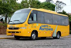 SANTO ANTONIO TURISMO - 111 (American Bus Pics) Tags: santoantonio bentogonalves