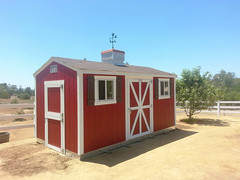 8x15 Premier Ranch-ChickenCoop-1 (TUFF SHED) Tags: chicken coop premier cupola