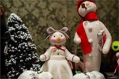 Tis The Season 3 (tombentz33) Tags: christmas snowmen snow storedisplay