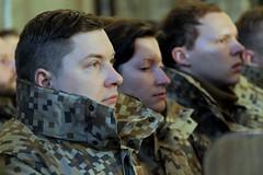 Ekumēniskajā dievkalpojumā Rīgas Doma baznīcā aizlūdz par visiem par Latvijas valsti kritušajiem karavīriem (Latvijas armija) Tags: rīga 11nov lāčplēšadiena doms