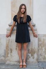 IMG_2016_09_03_5991 (piotr_szymanek) Tags: marysia young girl blackdress park outdoor session łazienki portrait