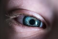 deep blue (nano_el) Tags: blue azul celeste eye eyes ojo nikon nikkor 105mm 28 micro macro