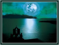 Luz de Luna (guvi2008) Tags: paisajes reflejos luna marinas azules