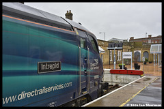No 68002 Intrepid 9th Nov 2016 Lowestoft