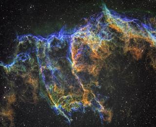 The Bat Nebula
