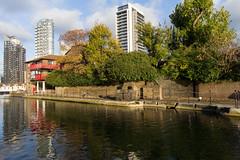 Autumn on the Wharf 13th Nov (35 of 37) (johnlinford) Tags: autumn blackwallbasin canon canonefs1022 canoneos7d docklands e14 landscape london panorama towerhamlets urban urbanautumn