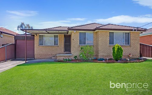 8 Ryan Place, Mount Druitt NSW 2770