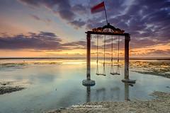 Ombak Sunset Gili (Azam Alwi) Tags: slowshutter sunset fujifilmxt1 fujifilm raymaster landscape longexposure gili