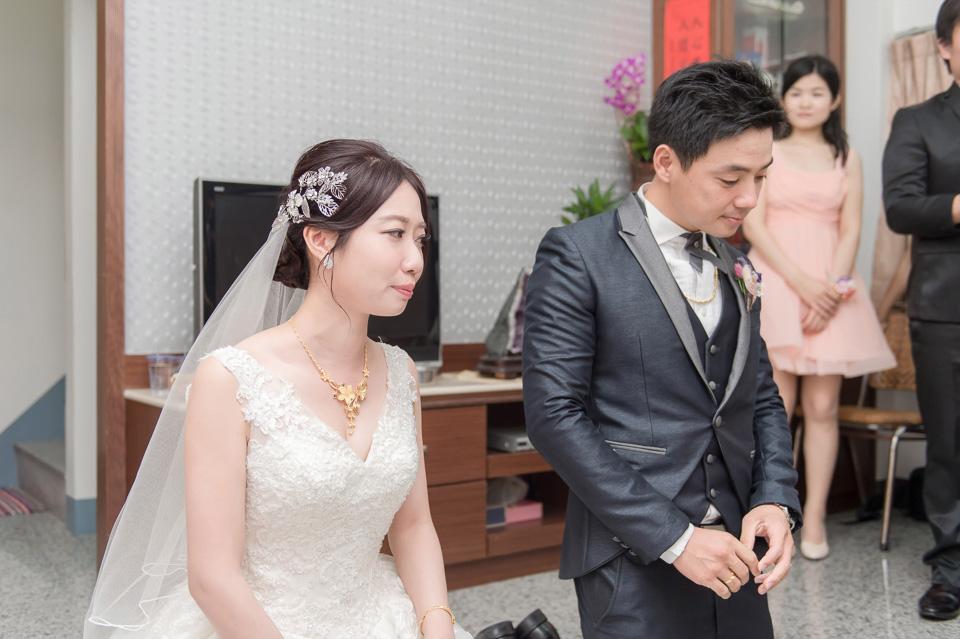 台南婚攝 婚禮紀錄 情定婚宴城堡 C & M 058
