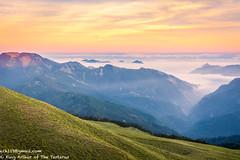 Dusk (ech119) Tags:          taiwan nantou sunset mountains sky clouds thesky forests grasslands  hehuanmountain   canon               dusk sunshine  natural