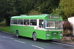 Southdown 481 TCD481J (Will Swain) Tags: shalfleet 14th october 2016 the new inn south southern isle wight island walks weekend beer beers west bus buses transport travel uk britain vehicle vehicles county country england english southdown 481 tcd481j