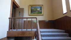 Eltham Palace and Gardens (tedesco57) Tags: art stairs picture palace reception villa deco eltham