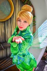 Tinkerbell (EverythingDisney) Tags: disneyland tinkerbell disney pixie fairy talent dlr pixiehollow