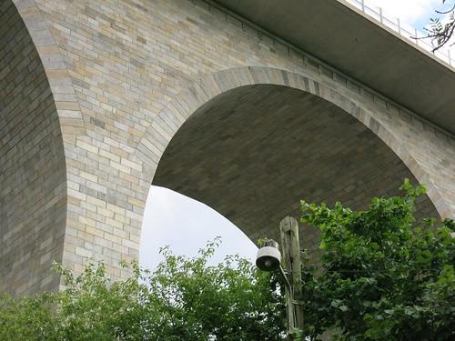 A72 Talbrücke Elstertalbrücke bei Pirk  Juli 2015_058
