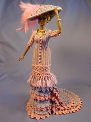 DSC05137 (Daria_Che) Tags: pink dolls lilac fr fr2 historicalcostume fashionroyalty nataliafatale