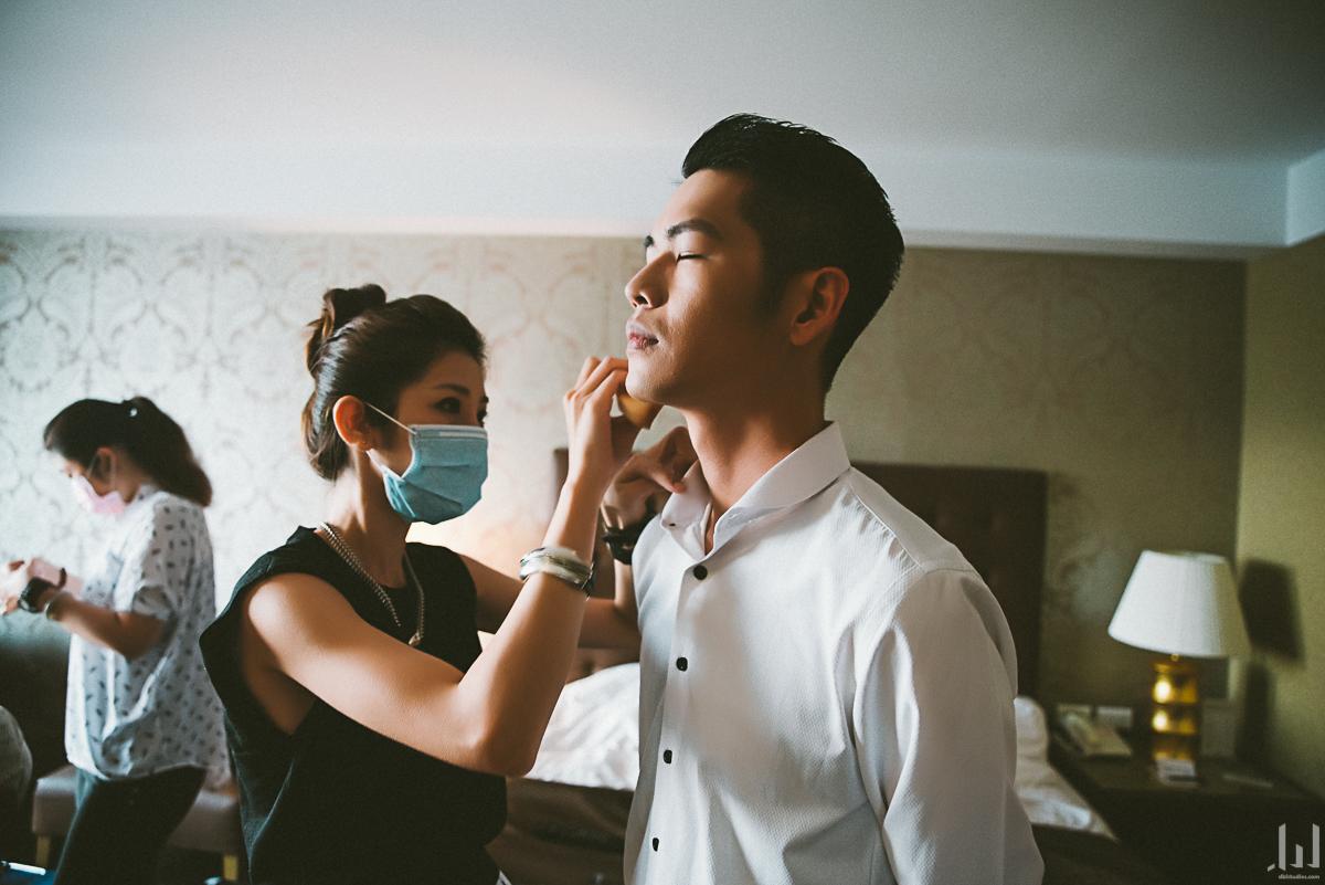 古華花園飯店,桃園婚攝,婚禮紀錄,達布流影像
