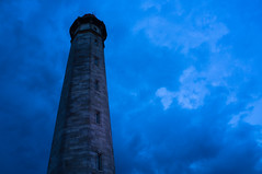 Phare  blue (Jarmecan) Tags: lines phare